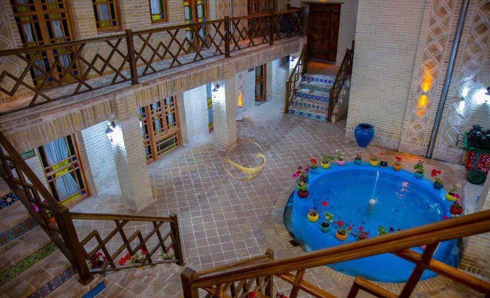 هتل سنتی ددمان