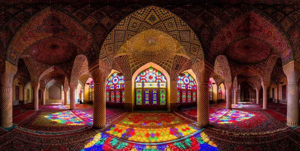 اطلاعات توریستی استان شیراز