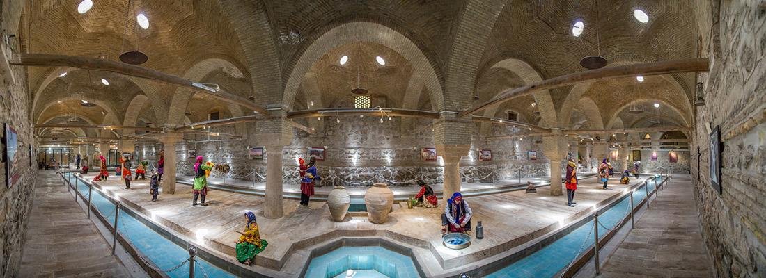 هتل های زنجان